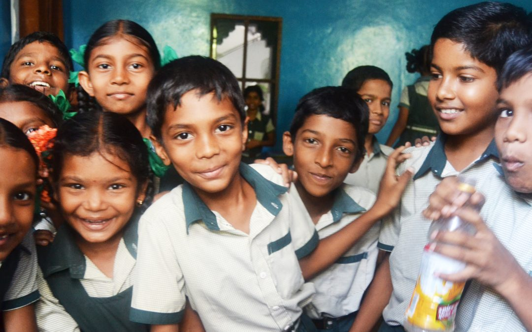 Students at Riverside